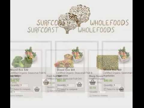 Buy Local Organic Food in Victoria Australia Sydney