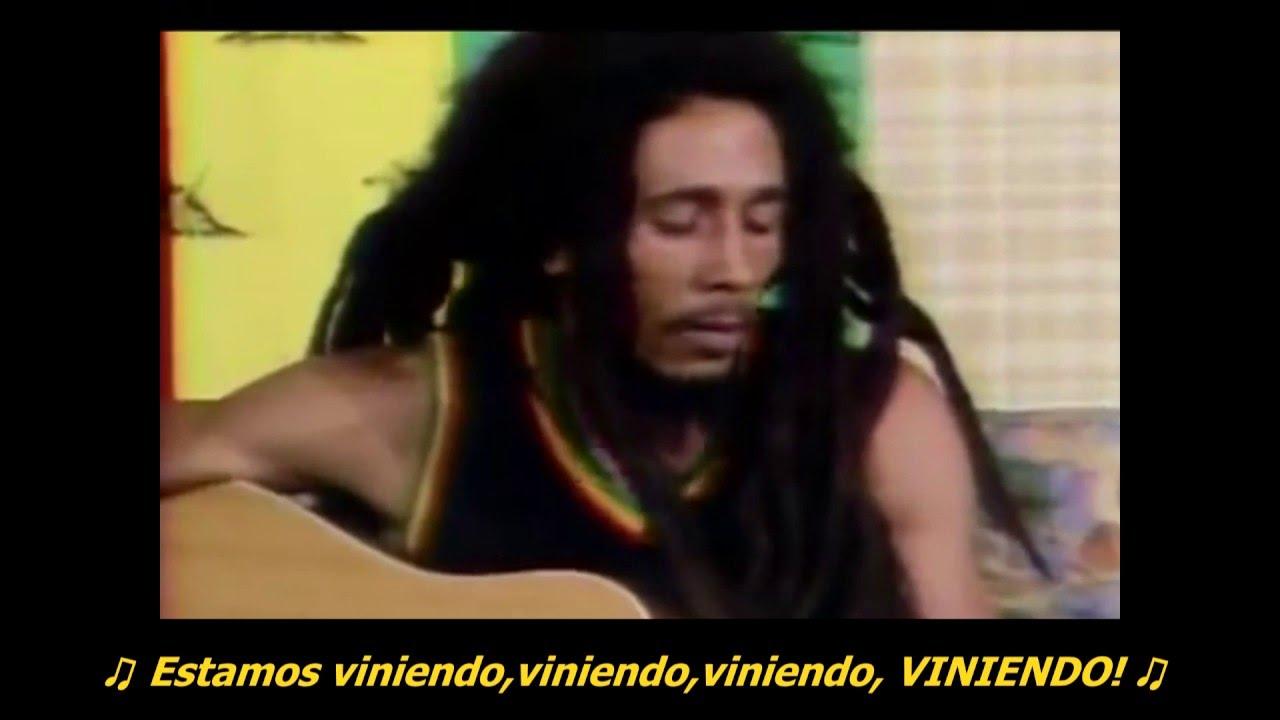Bob Marley últimas Palabras Subtitulos En Español Entrevista