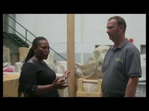 Bizz Boost - Thuli Magubane Visits All Procurement & Logistics For Africa