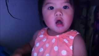 Baby sings 10,000 Reasons by Matt Redman