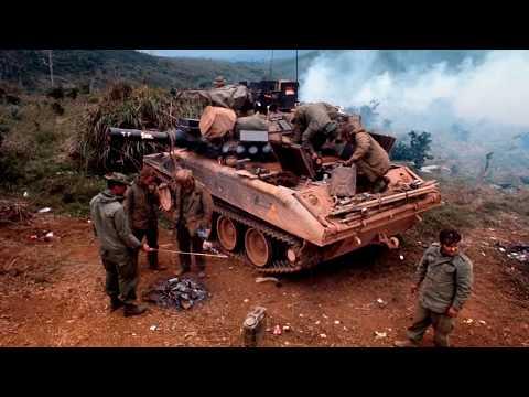 Худший танк войны   M551 Sheridan во Вьетнаме
