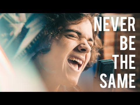 Camila Cabello - Never Be the Same (Cover by Alexander Stewart)