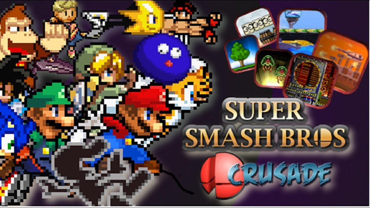 Super Smash Bros. Crusade  PC