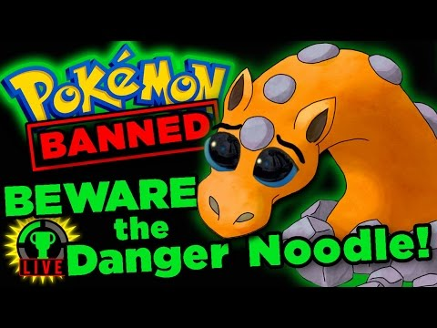 Danger Noodle STRIKES BACK! - Banned Pokemon Uranium
