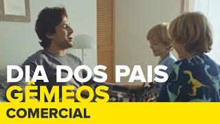 Mercado Livre   Dia dos Pais 2018   Gêmeos
