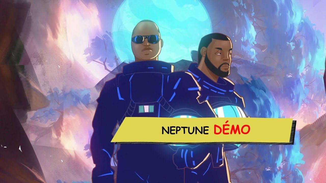 DJ Neptune feat. Davido - Dèmo  (Official Lyric Video)