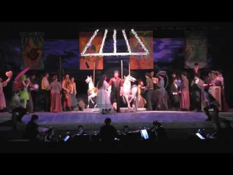 Carousel Part 1: MW High School 2015