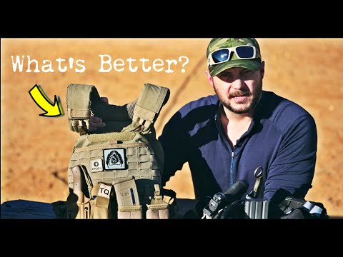 Plate Carrier, Battle Belt, or Chest rig?