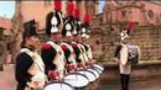 """Tambours BGHA """"La danse des baguettes""""M Mathieu"""