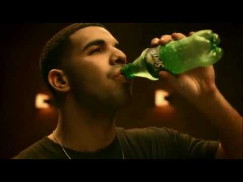 "Drake's Sprite ""Spark"" Commercial - Hip Hop Endorsement"