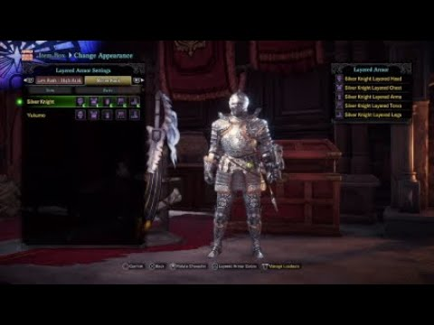 Monster Hunter World Layered Armour List How To Get Thermae