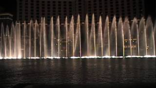 Fountains of bellagio - titanic song