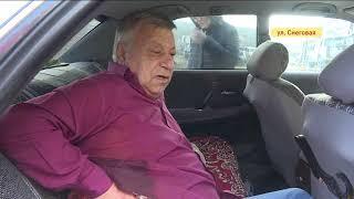 Ножевое ранение получил житель Владивостока от незнакомца