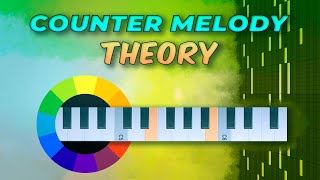 HOW TO UNLOCK COLORFUL SCALE NOTES FOR COUNTER MELODIES | Theory Tip to Make Better Counter Melodies