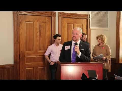 Cabarrus County Republican Party NC House Forum Pt.1