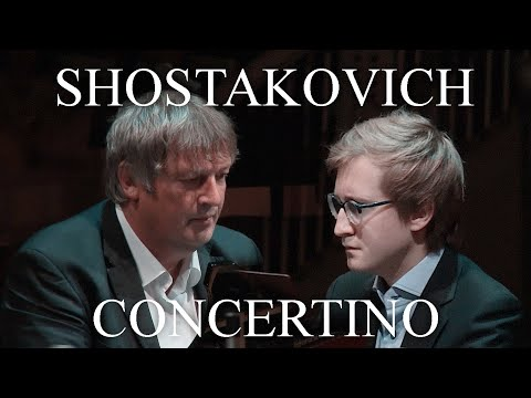 Shostakovich - Concertino    B.Berezovsky - D.Masleev