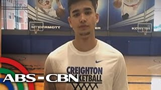 TV Patrol: Kobe Paras, maglalaro para sa Creighton University