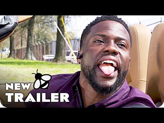 NIGHT SCHOOL Trailer 3 (2018) Kevin Hart Movie