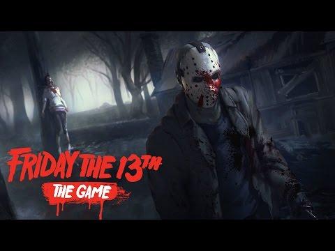 FRIDAY THE 13TH - La tumba de la madre de Jason - Viernes 13 Gameplay Español
