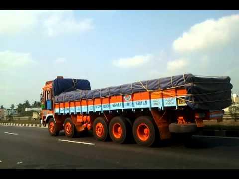 Ashok Leyland 3718 IL @ Chennai Byepass Road