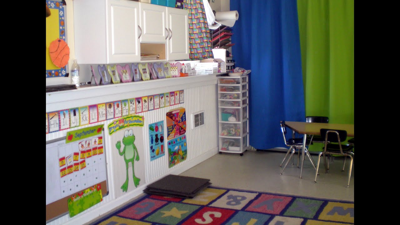 how to convert your garage into a preschool or daycare room youtube