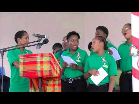 Volunteer Saint Lucia Vieux Fort Chapter Launch