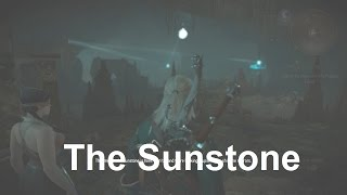 Set up the Mirror System Properly - The Sunstone - The Witcher 3 Wild Hunt
