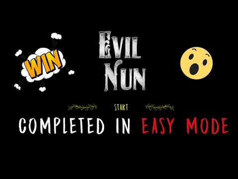 Evil Nun : Scary Horror Game Adventure (Mod)