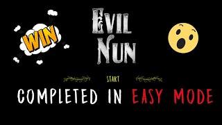 Evil Nun Official - Main Door Escape Easy Mode  [Horror game]
