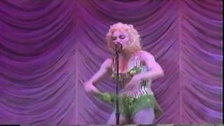 Madonna Queen Of Pop- Hanky Panky (Live From Paris)