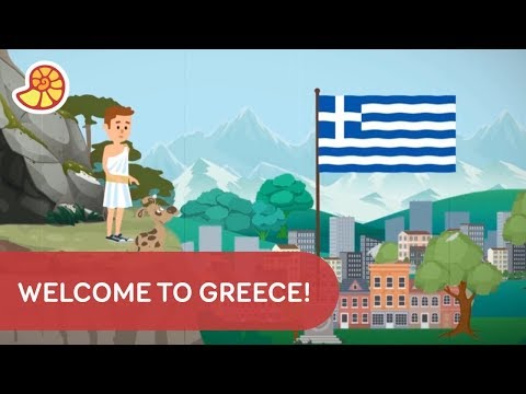 Get To Know Greece 🏛️ | Who's There?