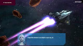 N.O.V.A Legacy First Mission Rude Awakening [Android Game]  Youtube