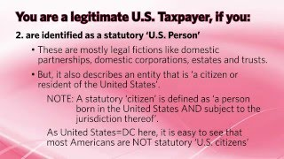 Jurisdiction Federal Income Tax IRS and why you never owe it thumbnail