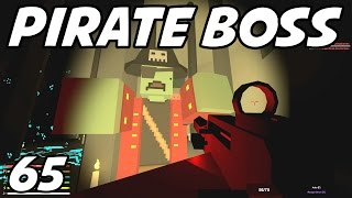 """UNTURNED - """"Cursed Pirate Zombie Boss!"""" Episode 65 (Role-play Russia Map)"""