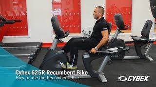 cybex cr 330 recumbent bike manual