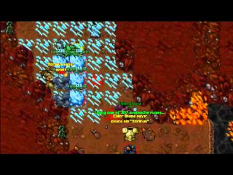 tibia how to choose sorcerer