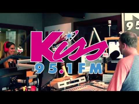 Meet the new Kiss 95.1 Morning Show