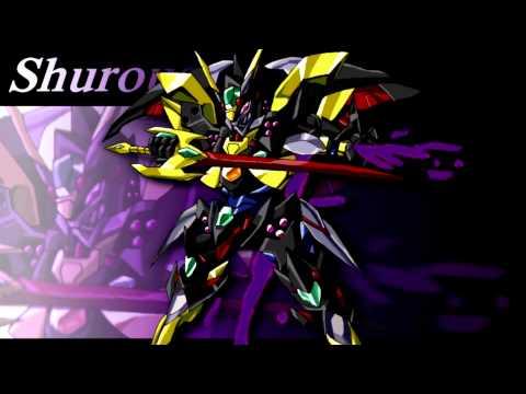Super Robot Wars Z - BLACK STRANGER Arrange Extended