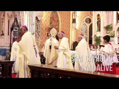 Archdiocese of Bombay | I AM CATHOLIC I AM ALIVE MUSIC VIDEO