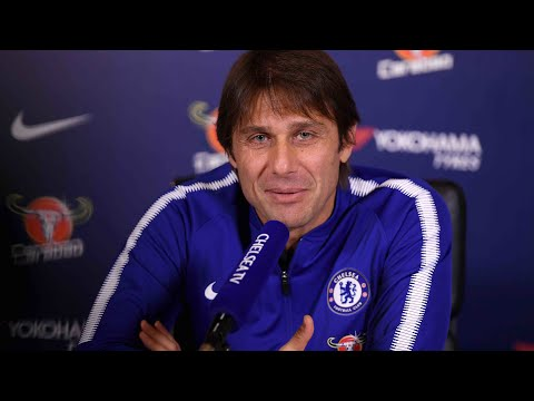 Antonio Conte Press Conference | Chelsea v Swansea