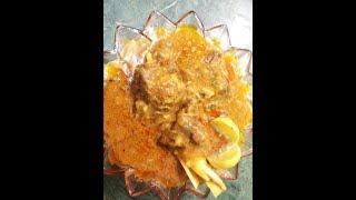 Nihari ghosh recipe