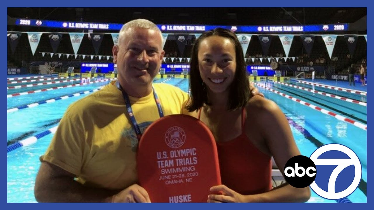 American Swimmer Breaks Record in Qualification for Olympics as ...