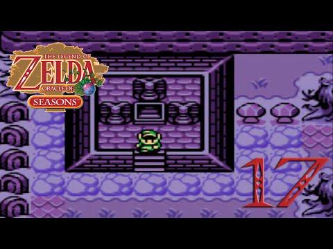 Zelda Oracle Of Seasons Linked - Cap.17 Cripta Del Explorador.