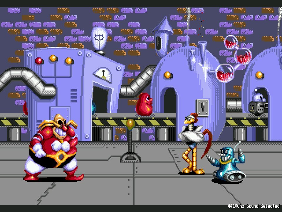 Resultado de imagen de Dr. Robotnik's Mean Bean Machine