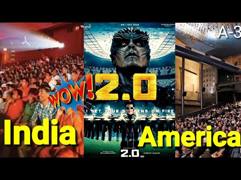 Along with India, 2.O movie is also getting good response abroad.