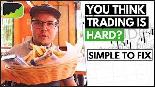 Why Trading Forex Is So Difficult? (really)
