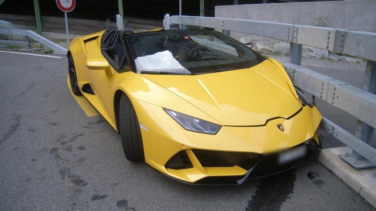 Download R.I.P Lamborghini (2020 super car CRASHES fails & wins)