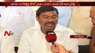 AV Subba Reddy Face to Face || #NandyalByElection || NTV