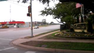 Riding thru the hood in Fort Worth Texas