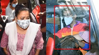 After Bharti Singh, Her Husband Harsh Limbachiyaa Arrested In Drug Probe